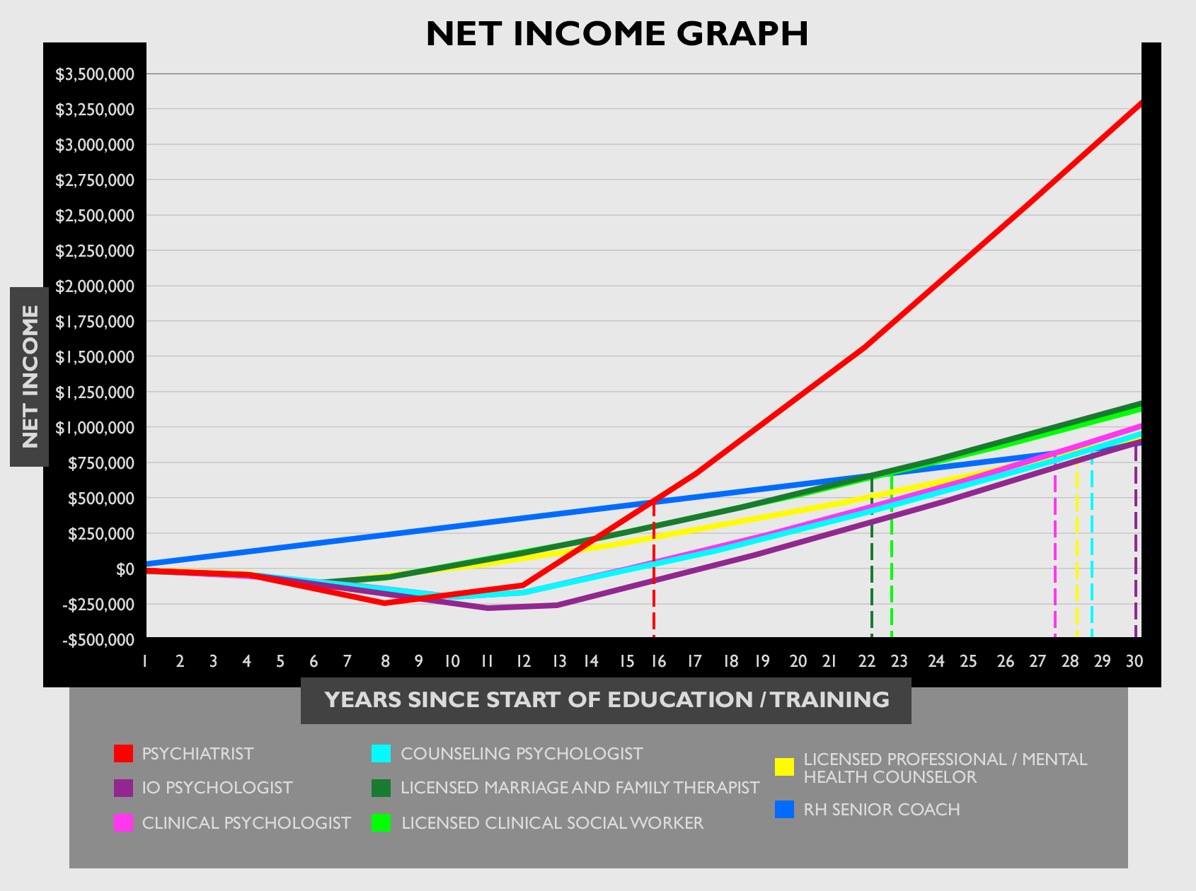 Net Income Graph